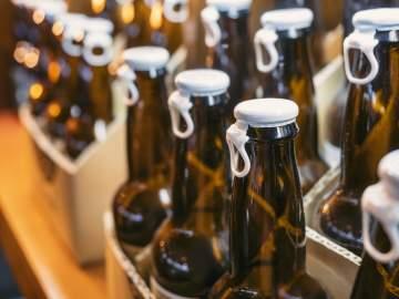 Vente à de bières à emporter à Nantes