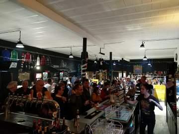 Privatisation de la Kav, bar à bières à Nantes